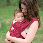 Cuddlywrap *SECONDS* Cranberry