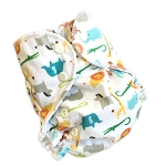 One Size Duo Pocket Diaper *seconds* Jungle Fever