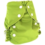 One Size Duo Pocket Diaper *seconds* Kiwi