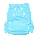 One Size Duo Pocket Diaper *seconds* Seaspray