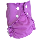 Large Duo Pocket Diaper *seconds* Sugar Plum
