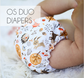 OS Duo Diapers