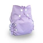 One Size Duo Diaper Lavender