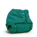 Rumparooz Newborn Cloth Diaper Cover - Peacock