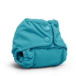 Rumparooz Newborn Cloth Diaper Cover - Aquarius