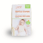 AMP Infant Organic Cotton Prefolds - 6 Pack