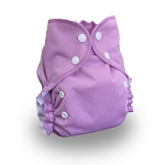 One Size Duo Diaper Orchid
