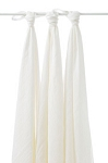Earthly swaddle Bamboo muslin collection 3 pack