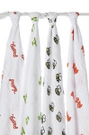 Mod about Baby swaddle classic muslin collection 4 pack