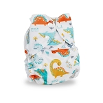 One Size Duo Pocket Diaper *seconds* Dinos