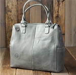 The Oemi Baby Bag (Grey)