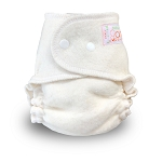 Small Hemp Fitted diapers