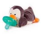 WubbaNub Baby Penguin Plush Pacifier