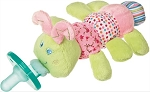 WubbaNub Cutsie Caterpillar Plush Pacifier