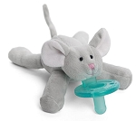 WubbaNub Little Mouse Plush Pacifier