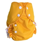 One Size Duo Diaper Mango