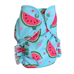 One Size Duo Diaper Watermelon