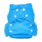 One Size Duo Diaper Aqua