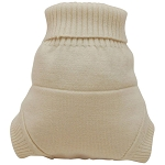 Wool diaper covers