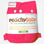 Peachy Baby diaper set