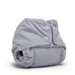 Rumparooz Newborn Cloth Diaper Cover - Platinum