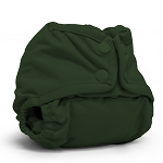Rumparooz Newborn Cloth Diaper Cover - Pine