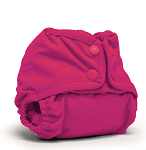 Rumparooz Newborn Cloth Diaper Cover - Sherbert