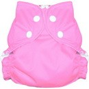 Small Duo Pocket Diaper *seconds* Bubble Gum Pink
