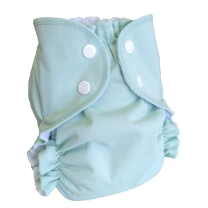 Small Duo Pocket Diaper *seconds* Sage