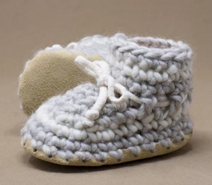 Padraig Cottage Slippers - Baby/Toddler Sizes