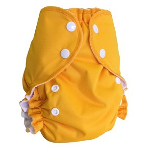 One Size Duo Pocket Diaper *seconds* Mango