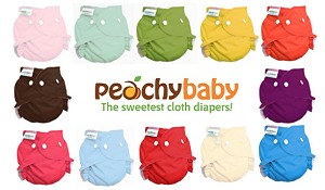 Peachy Baby One Size Starter Pack