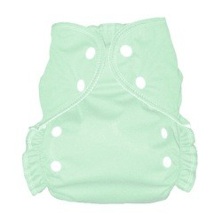 One Size Duo Pocket Diaper *seconds* Sage