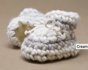Padraig Cottage Slippers - Newborn